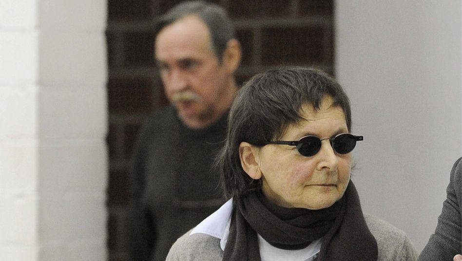 """Verena Becker beim Prozess: """"Die Sola war's"""""""