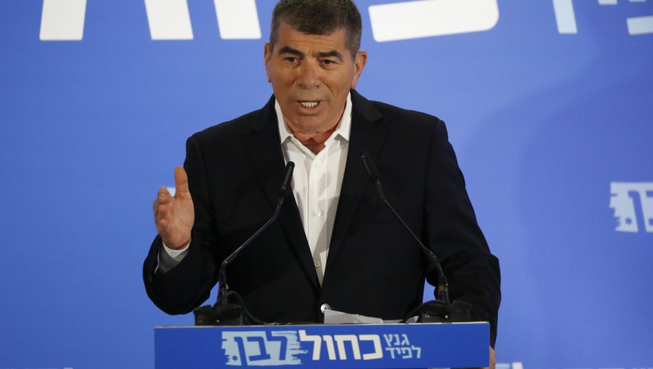 Israels Außenminister Gabi Aschkenasi (Archivbild)