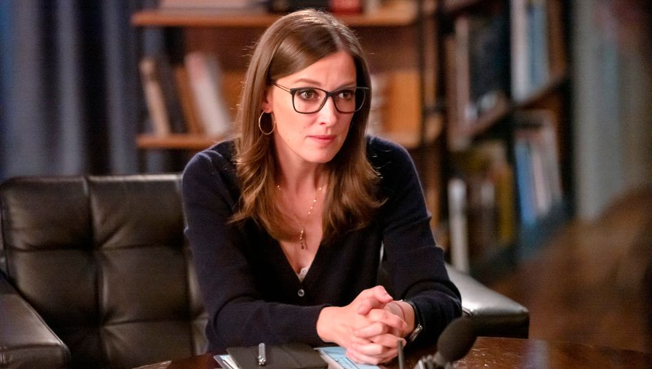 Darstellerin Alexandra Maria Lara in »8 Zeugen«: Heldin mit fragilem Seelenhaushalt