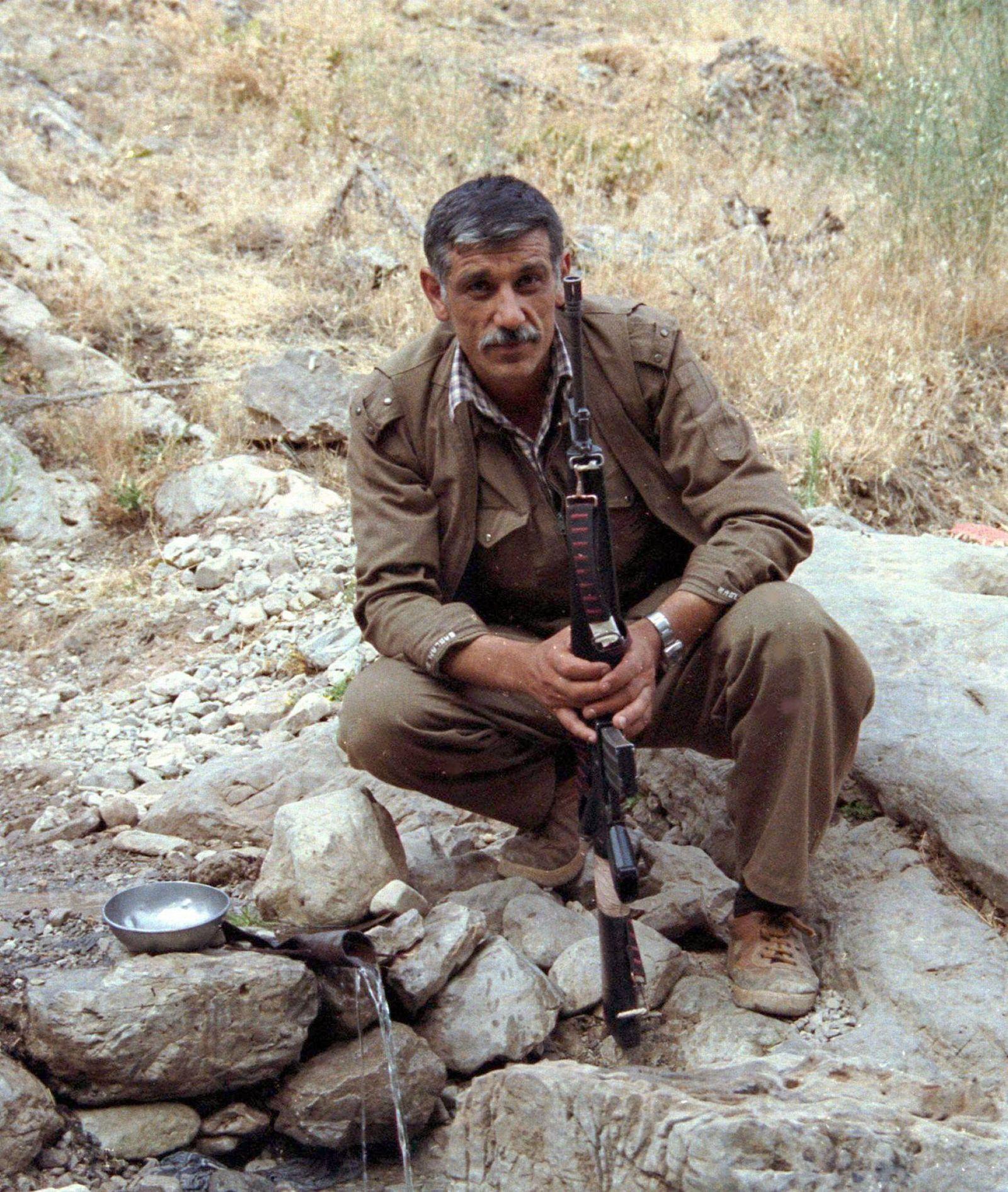 PKK-Kommandeur Cemil Bayik