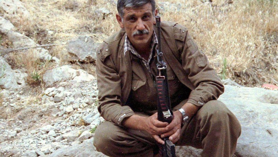 """PKK-Kommandeur Bayik (Archivbild von 1991): """"So etwas wird nie wieder passieren"""""""