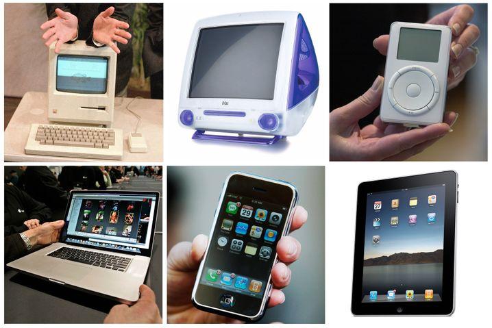 Apple-Geräte, nicht Pay-fähig