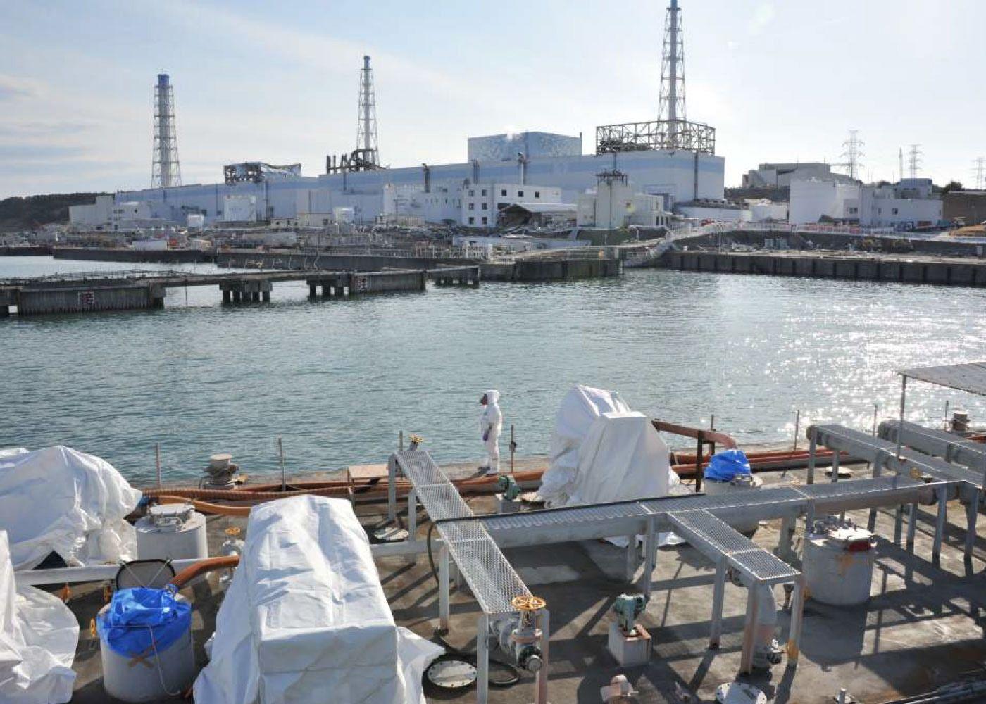 Japan / Fukushima / Aussenansicht