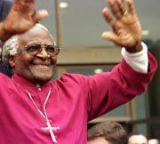 """Erzbischof Tutu: """"Ein guter Anfang"""""""