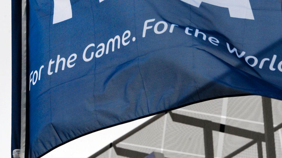 Fifa-Flagge: Untersuchung über mögliche Absprachen zweier WM-Bewerber