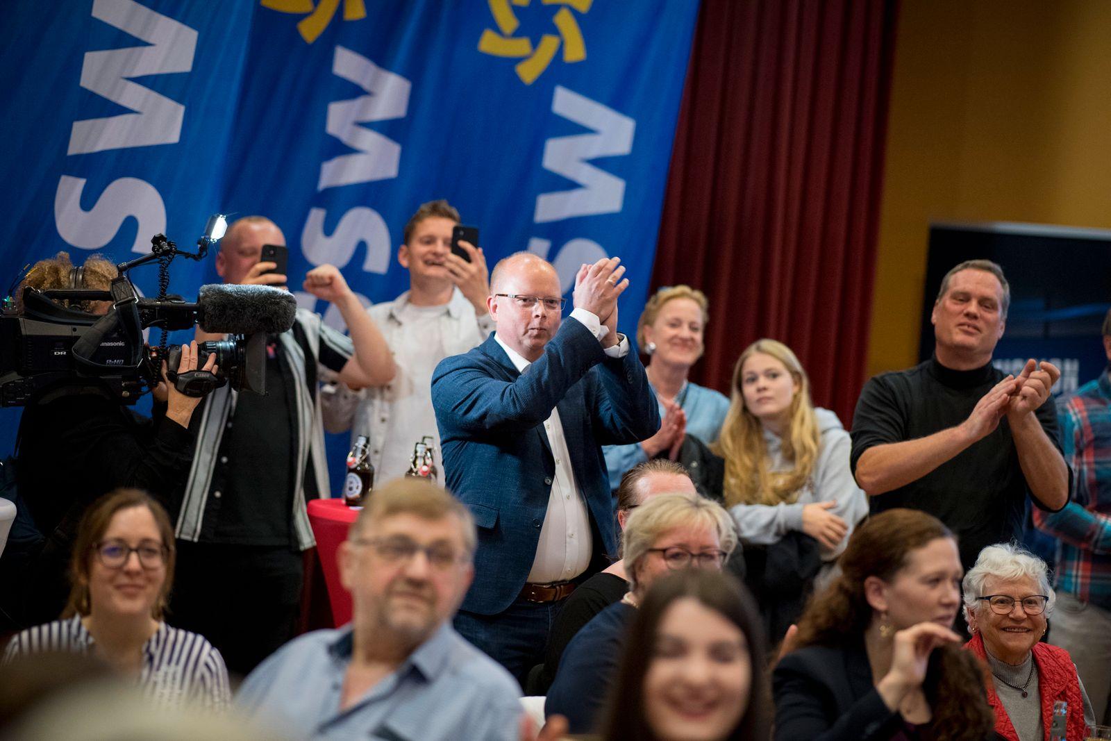 Bundestagswahl - Südschleswigscher Wählerverband (SSW)