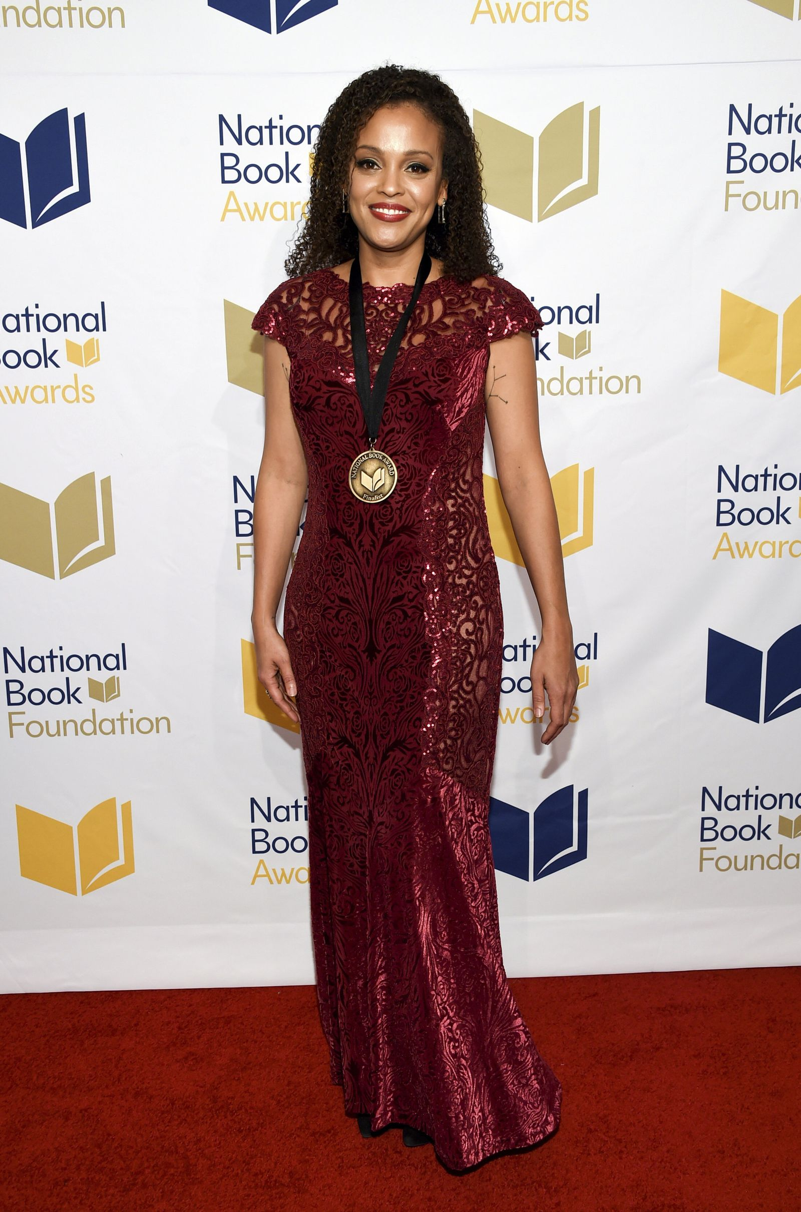 National Book Awards/ Jesmyn Ward