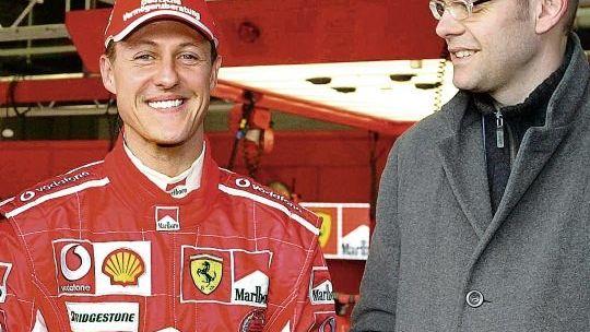Schumacher, Hacke 2005