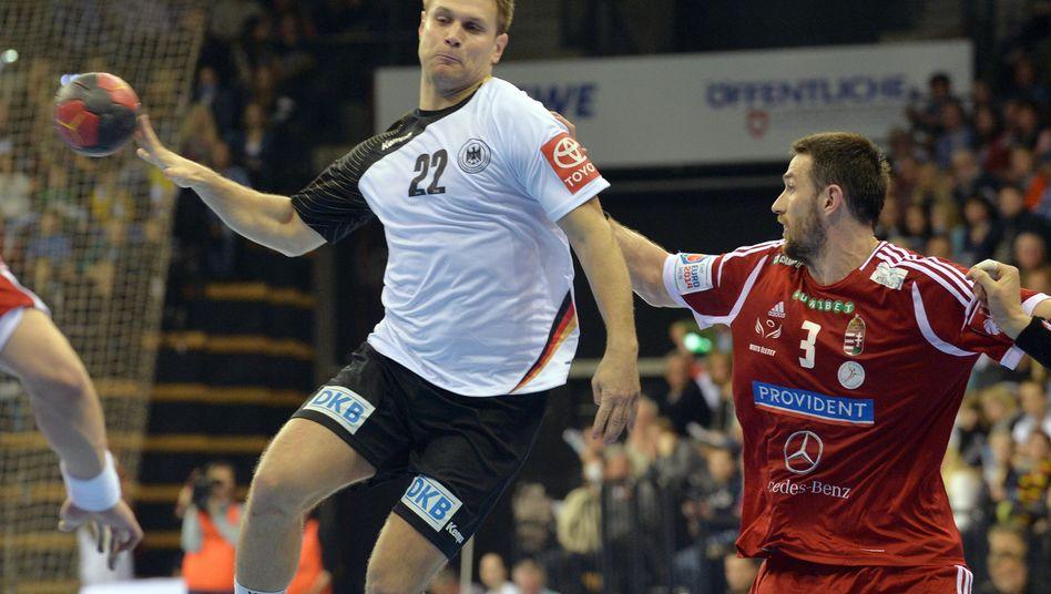 Handball-Nationalspieler Kraus: Gegen Meldeauflagen verstoßen