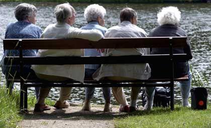 Rentner: Elternschaft muss nachgewiesen werden