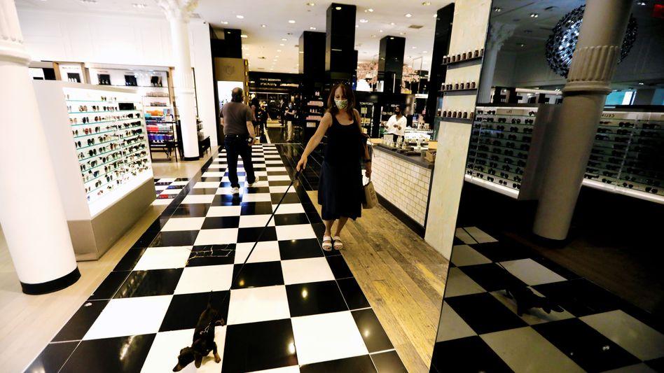 Kaufhauskette Bloomingdale's in New York