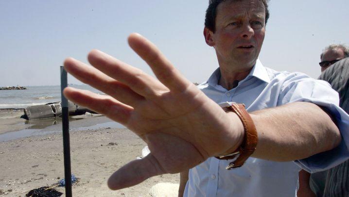 Ölpest: Sisyphosarbeit am Golf von Mexiko