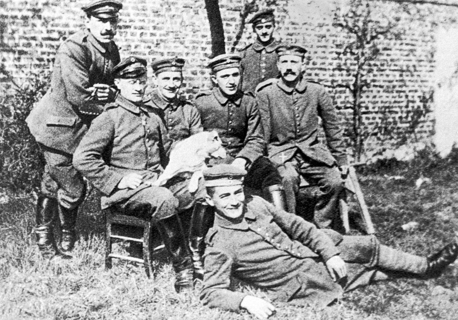 Adolf Hitler XVth Bavarian Regiment