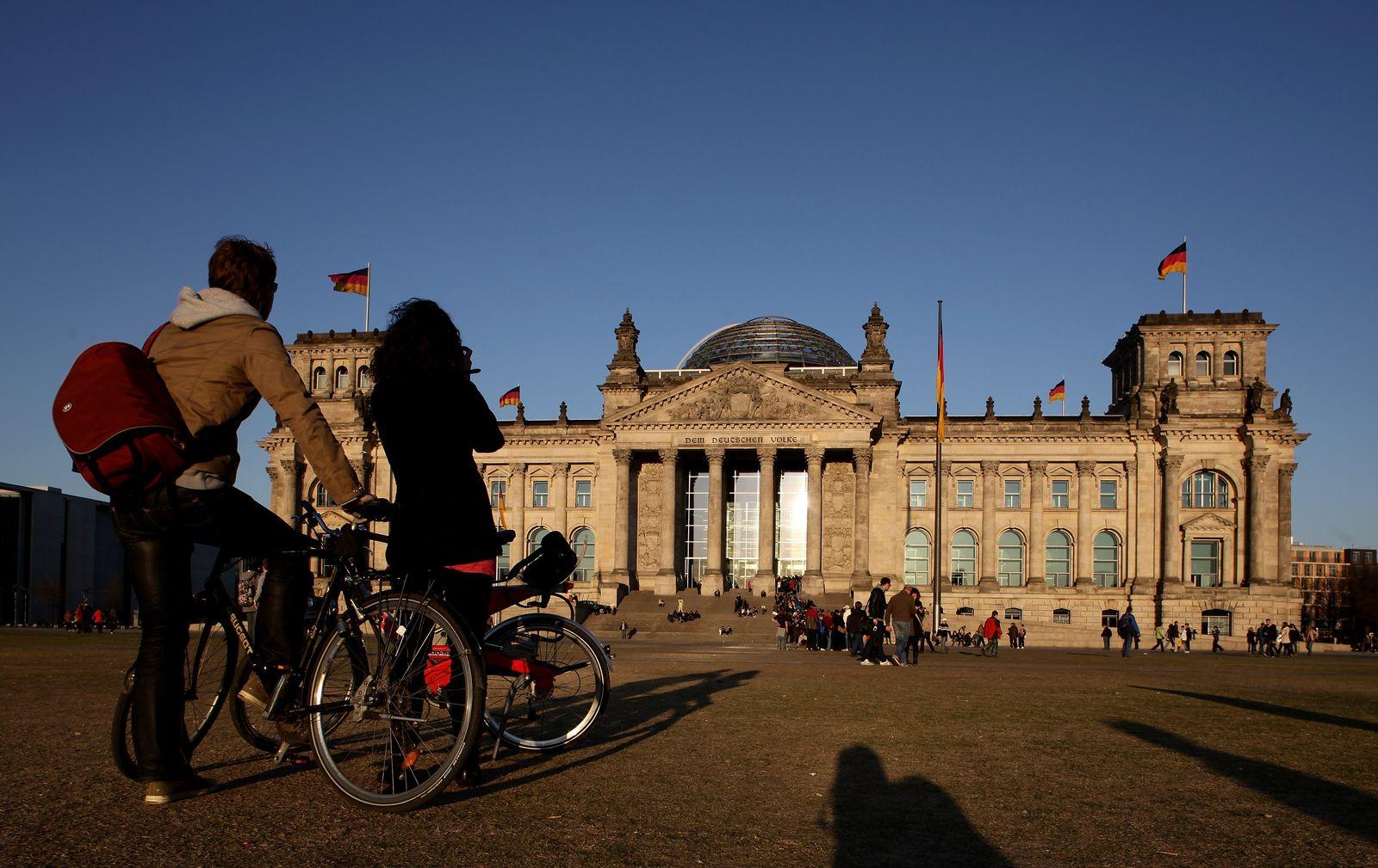 Reichstag / Berlin