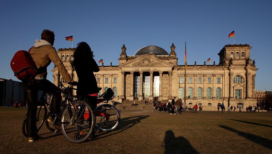 Reichstag in Berlin: 20 Milliarden für den Finanzminister?