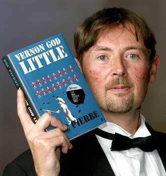 """Autor DBC Pierre mit seinem Buch """"Vernon Good Little"""" (deutscher Titel: """"Jesus von Texas"""") : Der Bestseller, den keiner las"""