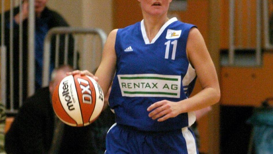 Birgit Menz galt als eine der besten Werferinnen der Liga