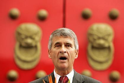 BASF-Chef Hambrecht: Kritik an China bedeutet hohes Risiko