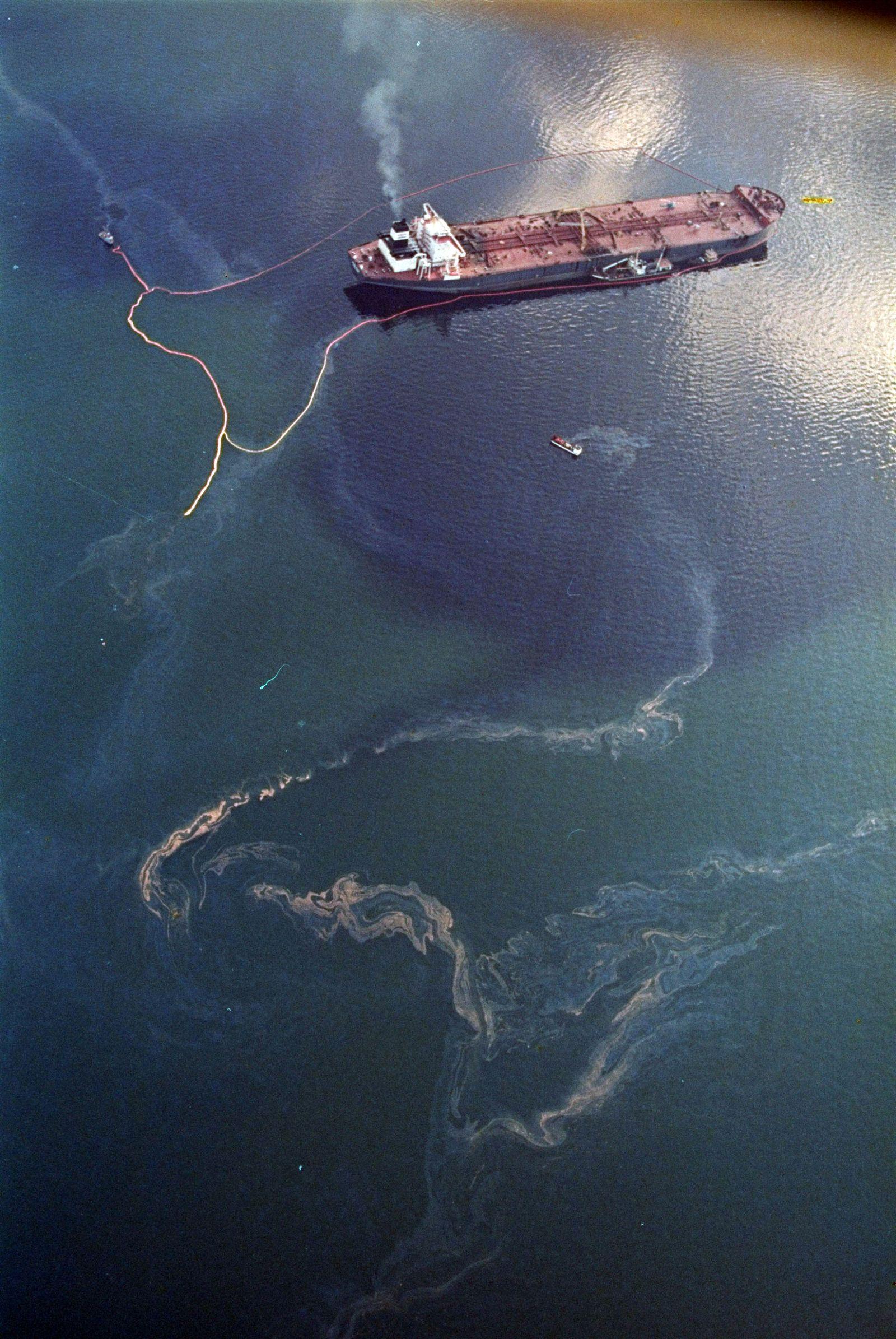 25 Jahre Exxon-Valdez / Havarie