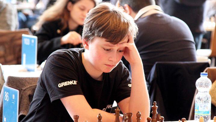Schach: Die Teilnehmer des Turniers von Karlsruhe