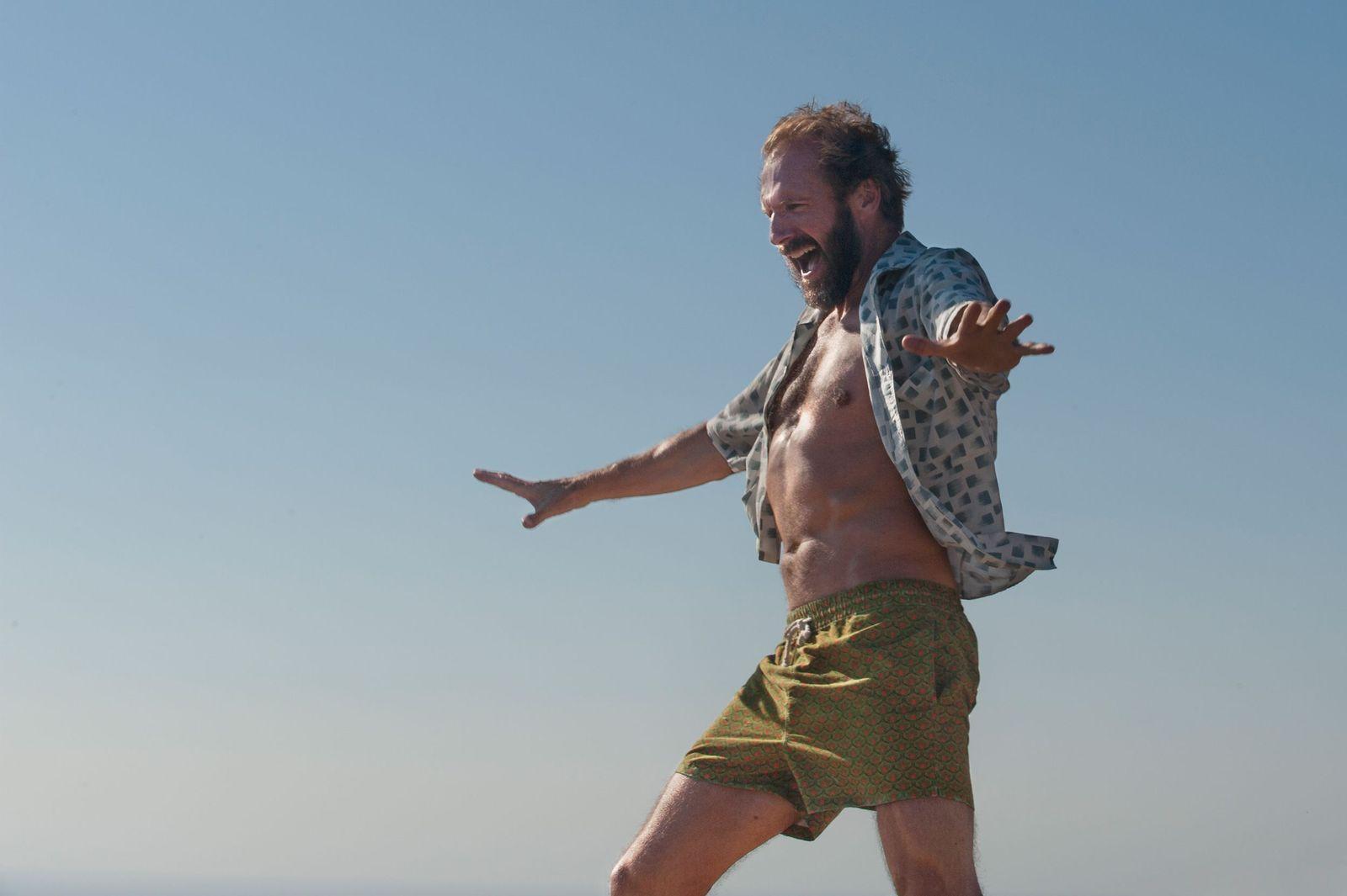 EINMALIGE VERWENDUNG Film/ A Bigger Splash