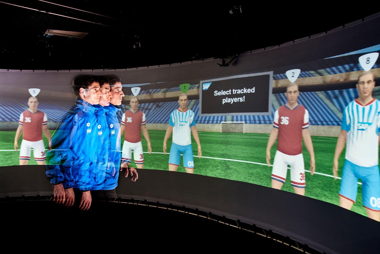 EINMALIGE VERWENDUNG Plus SPIEGEL 47/2016 S.108 Fußballprofis und Computerspiele STARTBILD