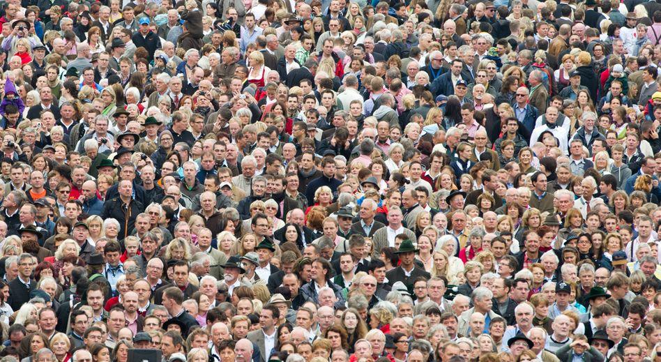 Oktoberfestbesucher (2012): Europäer stammen von drei Populationen ab