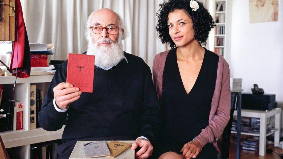 Vater, Tochter Kaminsky: Forschungsreise in sein erstes Leben