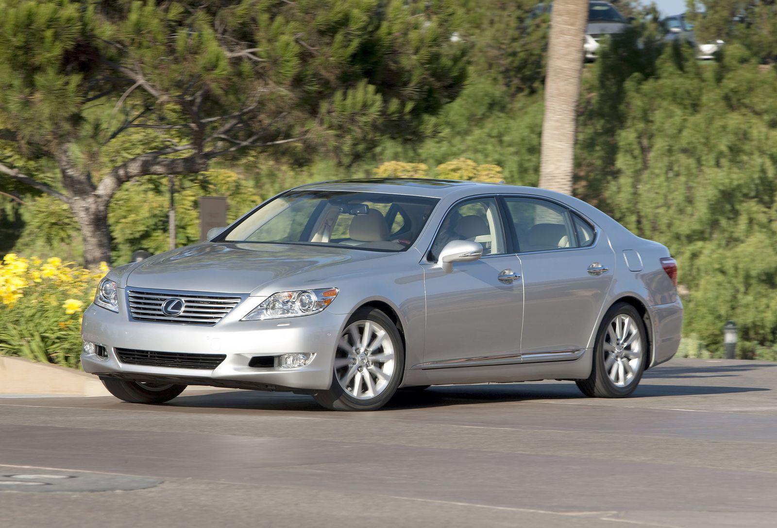 Die 10 Flops / Lexus LS