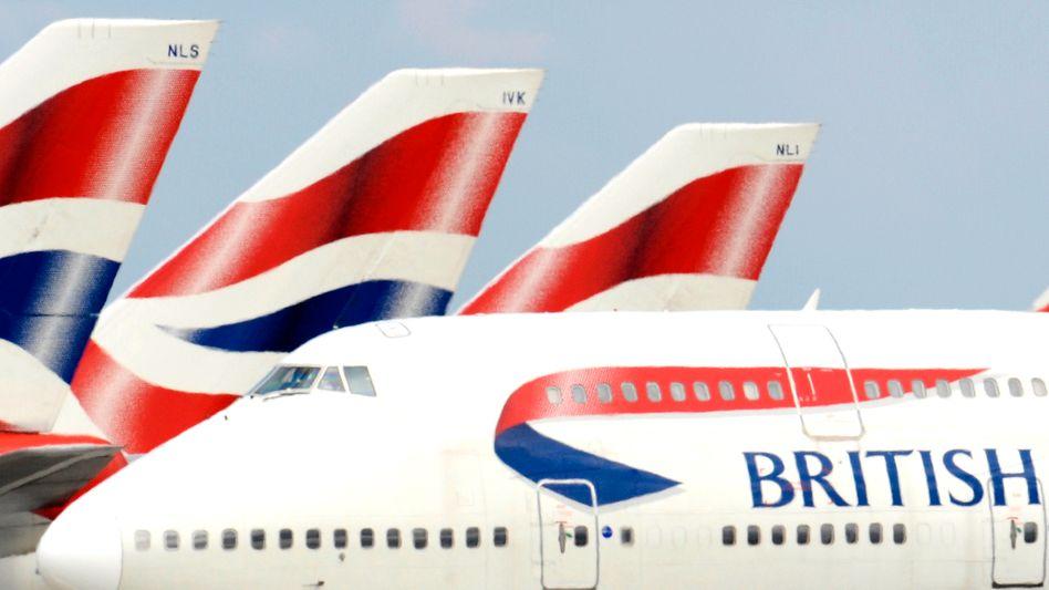 Boeing 747 der British Airways (Archivbild)