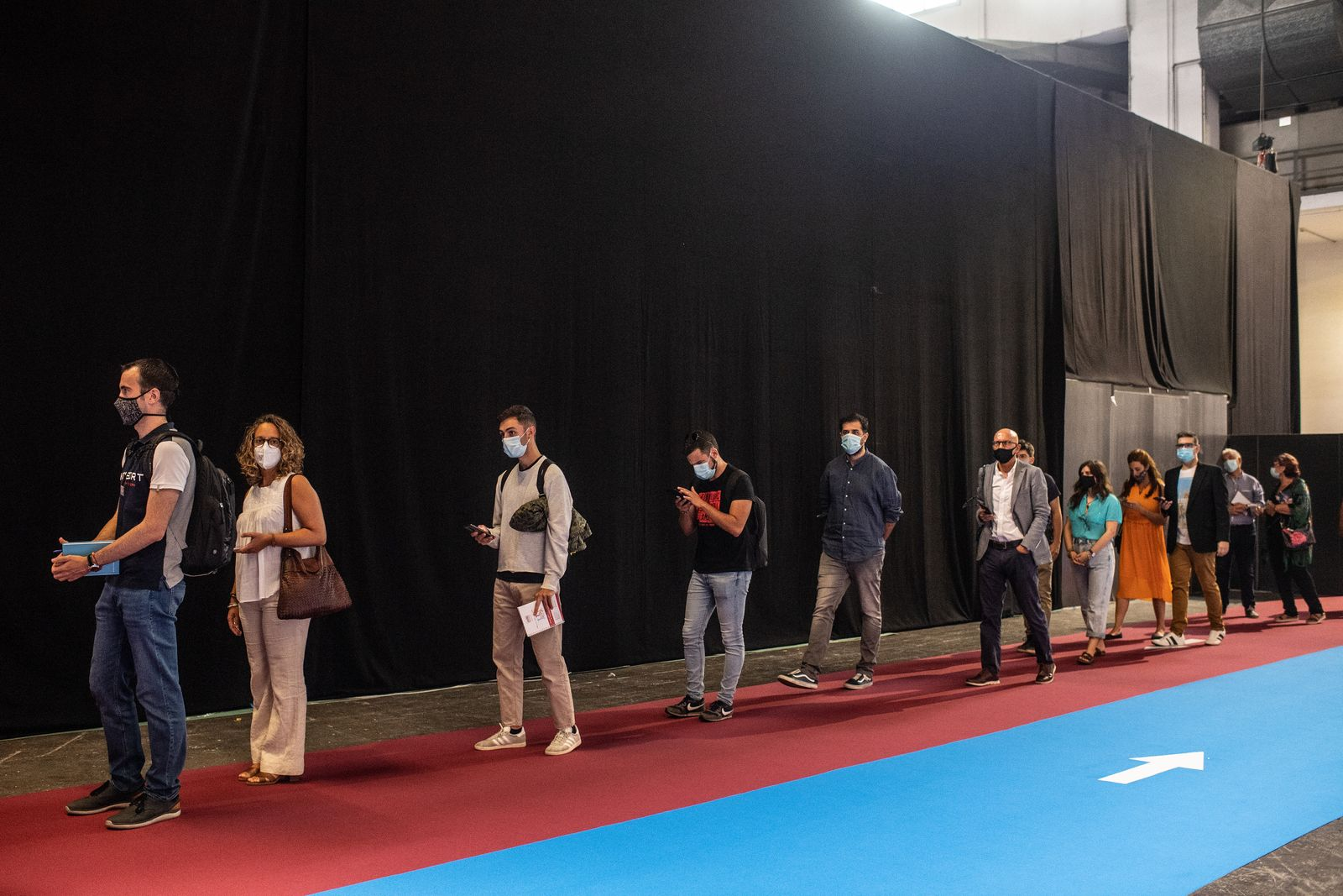 Barcelona Fair In Effort To Lift Economy Amid Coronavirus