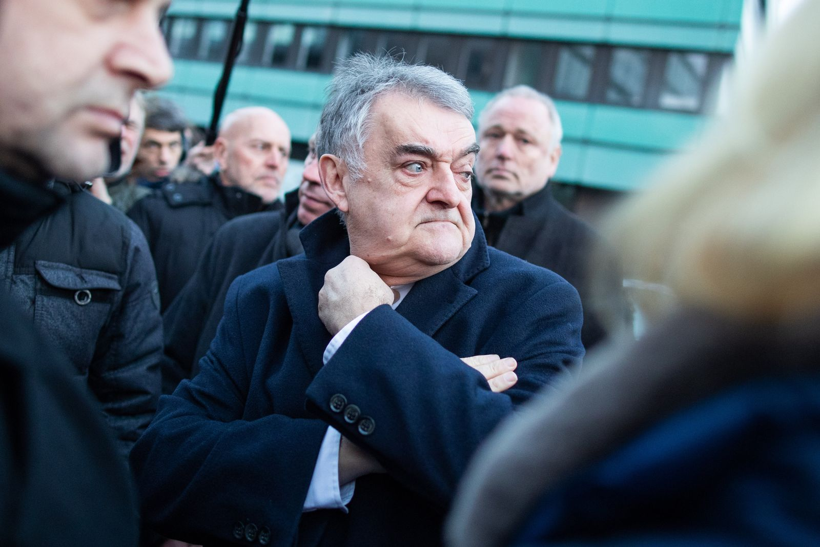 Herbert Reul nach Attacke in Bottrop