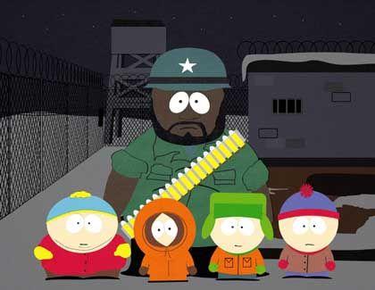 """TV-Satire """"South Park"""": """"Kampf um dieWelt hat begonnen"""""""