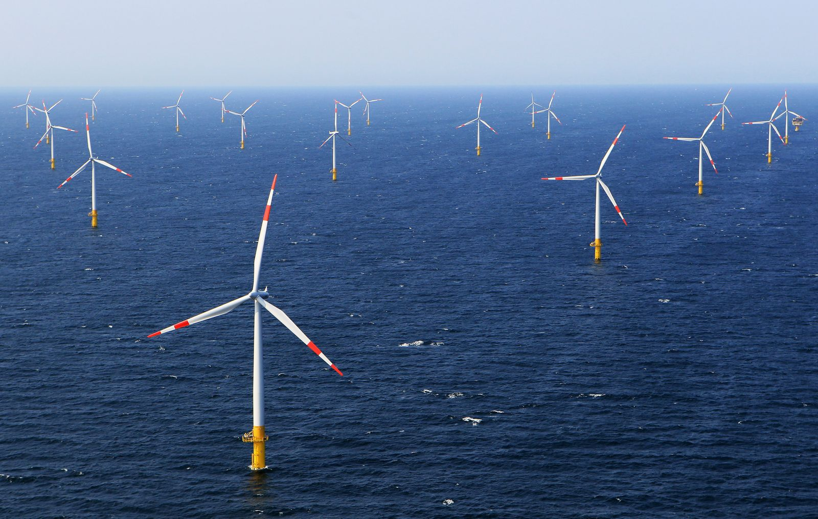 EnBW To Launch Offshore Windpark In Baltic Sea