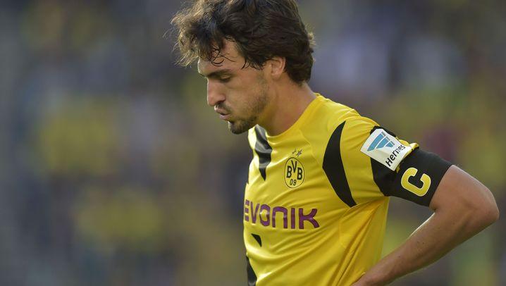 BVB-Niederlage gegen den HSV: Und schon wieder eine Pleite