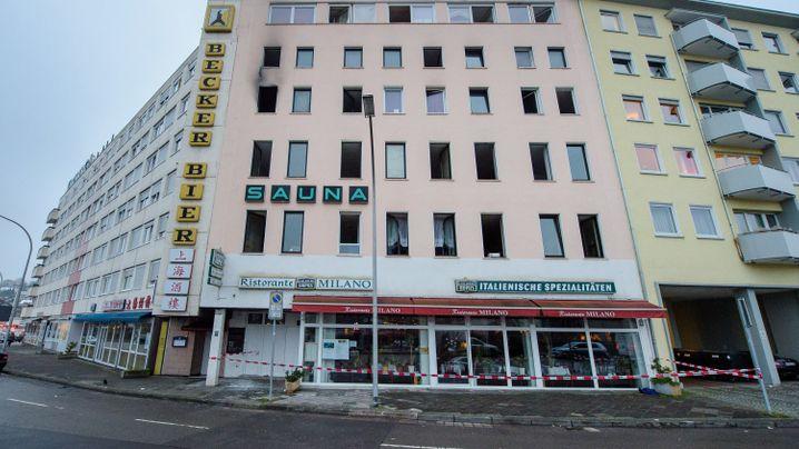 """Feuerwehreinsatz in Saarbrücken: """"Prekäre Situation"""""""