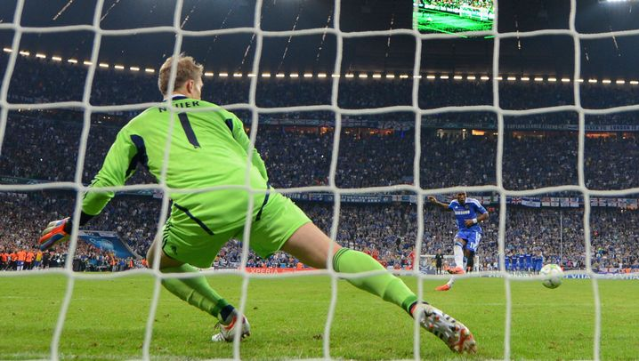 CL-Sieger Chelsea: Helden in blau-weiß