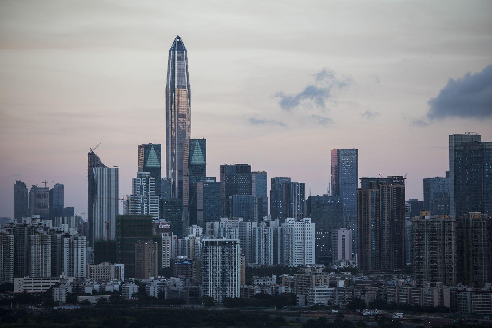 EINMALIGE VERWENDUNG PLUS DER SPIEGEL S. 85 China Bauprojekte