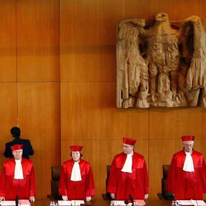Kein einstimmiges Urteil: Zweiter Senat des Bundesverfassungsgerichts
