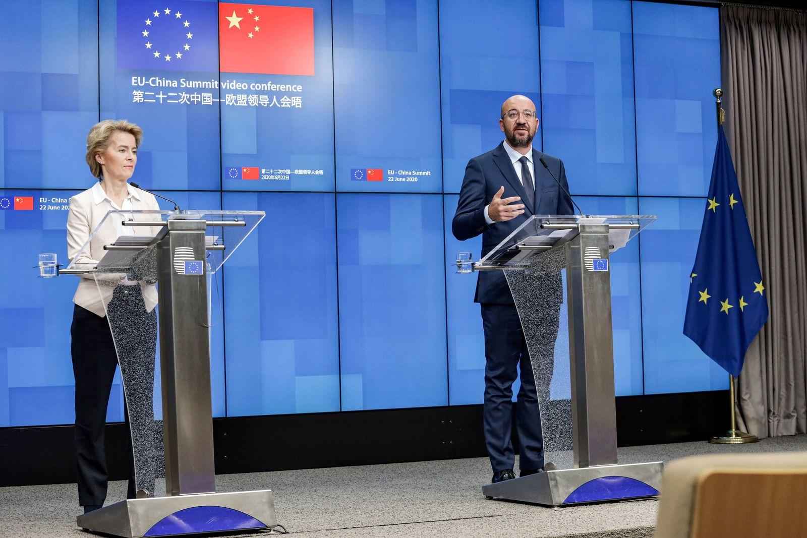 EU-China-Gespräche