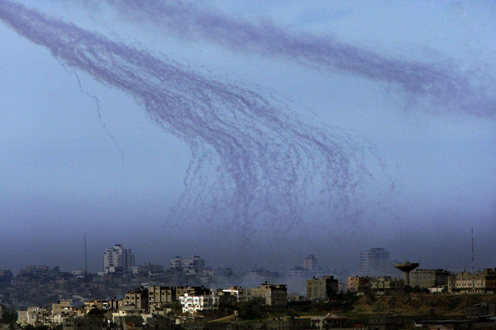 Gaza / Kriegsverbrechen / Israel / Streubomben #2