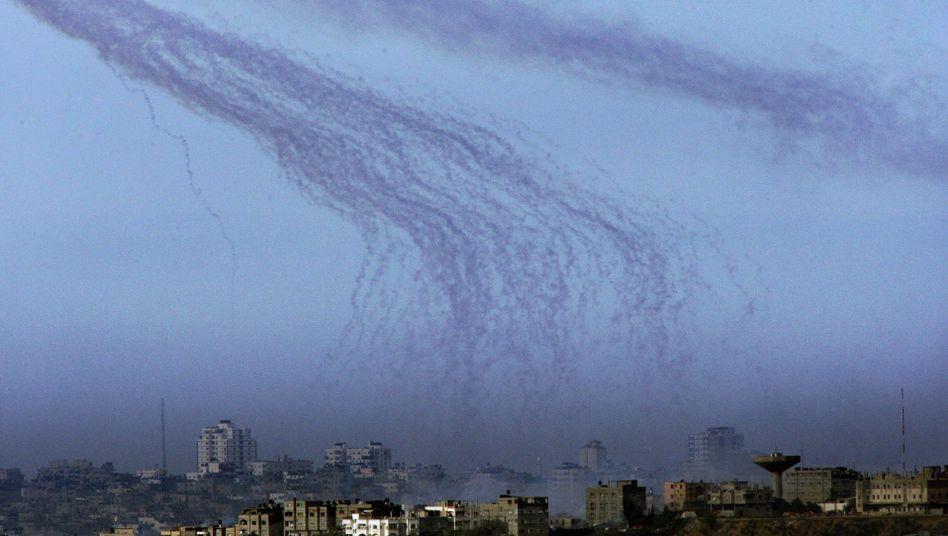 """Israelische Offensive """"Gegossenes Blei"""" im Gazastreifen: """"Kriegsverbrechen"""""""