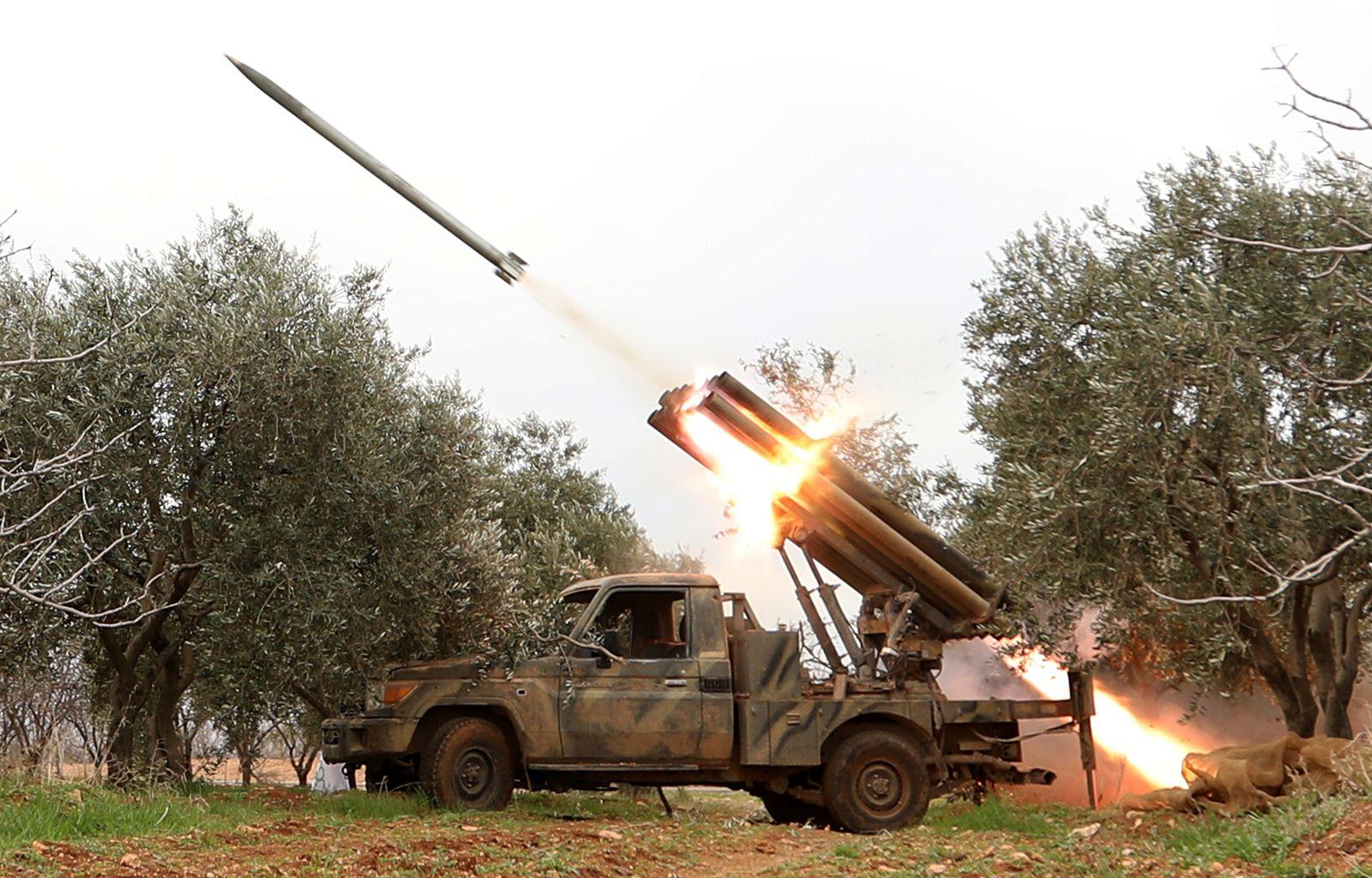 Syrien/HTS