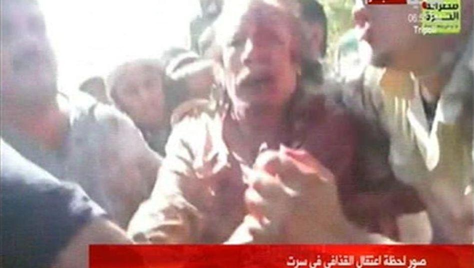 Spekulationen um Hinrichtung: Übergangsrat will Gaddafis Tod nicht untersuchen