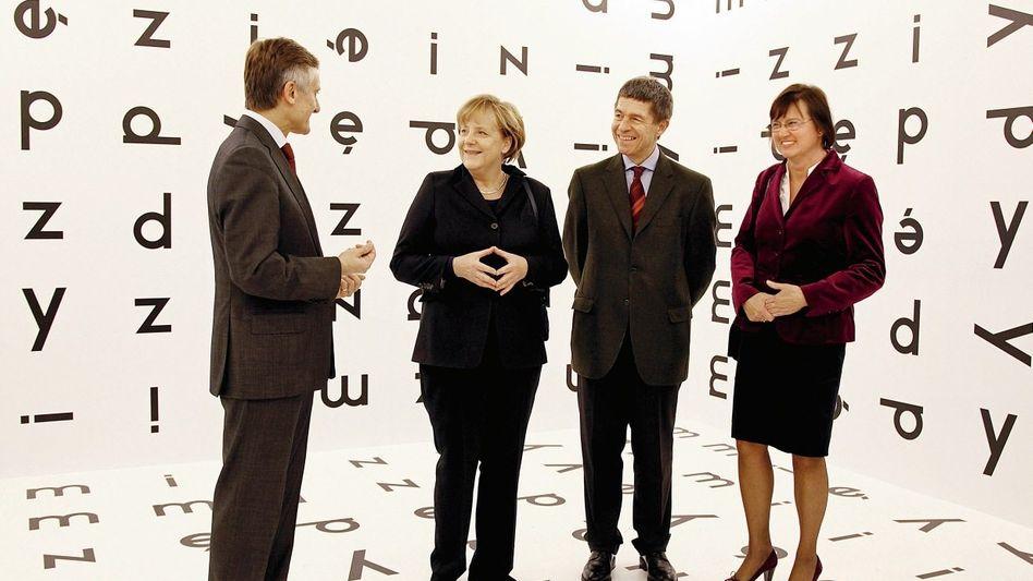 Prawda, Merkel, Ehepartner