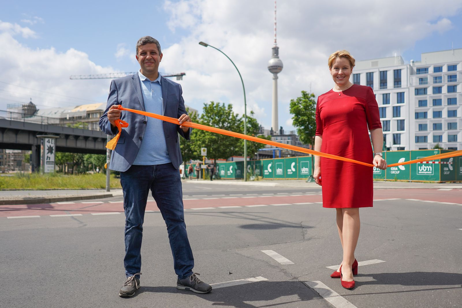 "Demonstration des Bündnisses ""Unteilbar"" - Berlin"