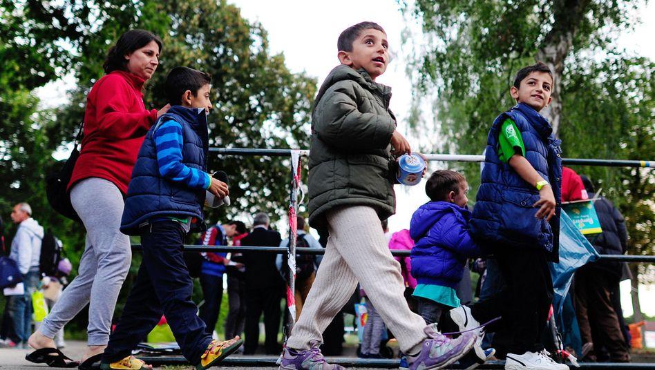 Syrische Flüchtlingskinder: Eine große Aufgabe für die Bildungslandschaft