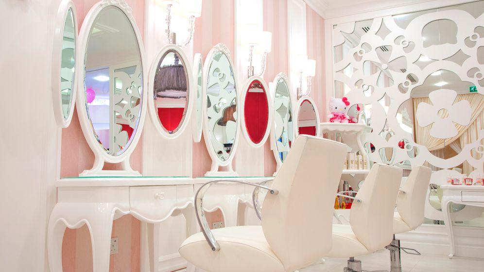 """Dubai: Das erste """"Hello Kitty""""-Spa der Welt"""