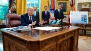Twitter, Google und Facebook wehren sich gegen Trumps Dekret