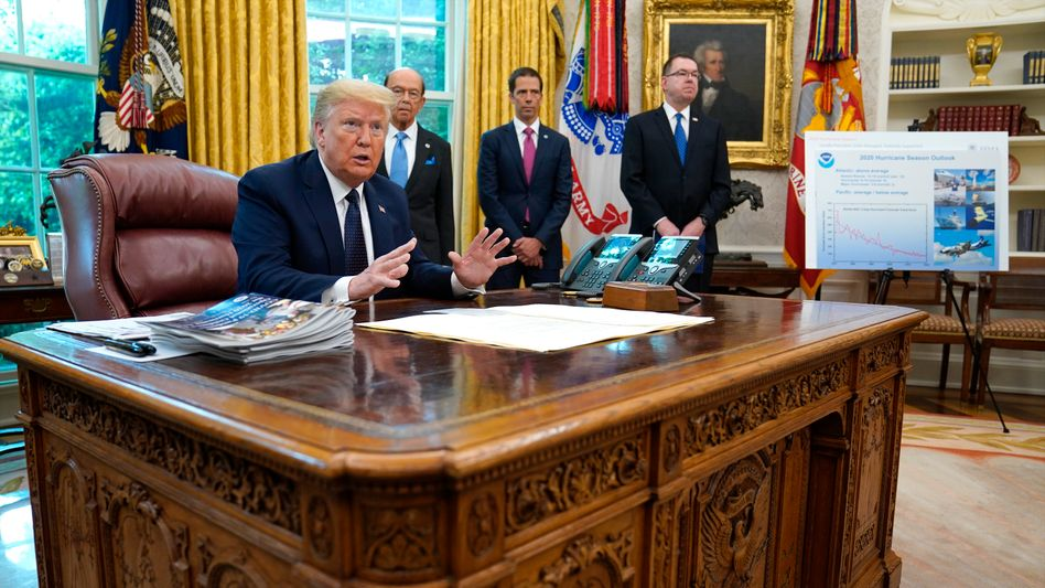Donald Trump: Hitziger Streit mit seinem Lieblingsmedium